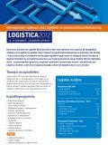 Logistica 2012 Brochure - Page 2
