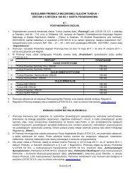 Strona 1 z 4 REGULAMIN PROMOCJI BECZKOWEJ ... - Inter Cars SA