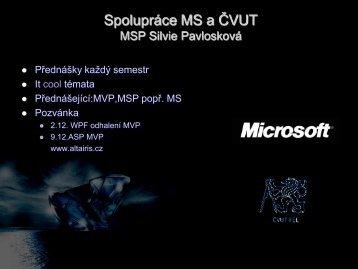 Spolupráce ČVUT a Microsoft.pdf