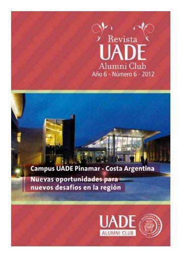 GRD. 1 - Universidad Argentina de la Empresa