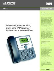 Advanced, Feature Rich, Multi-Line IP Phone for Business ... - PhoNet