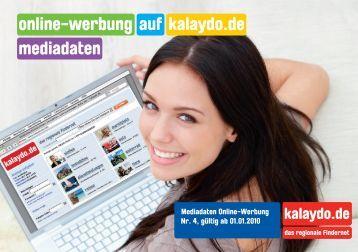 online-werbung auf kalaydo.de mediadaten