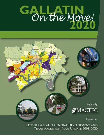 On the Move! - City of Gallatin