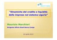 Presentazione [modalità compatibilità] - Confindustria Genova