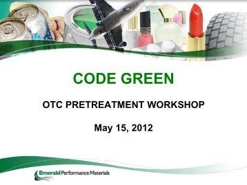 Emerald Hilton Davis Presentation - Ohiowater.org