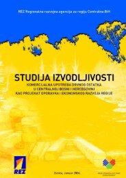 Studija izvodljivosti - REZ