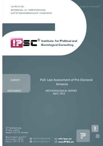 Please click here to download the methodological report. - EuFoA