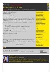 Digitale Signatur - Fuchs Consulting
