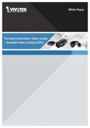 Scalable Video Coding (SVC) - asmag