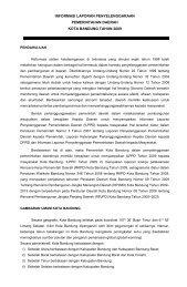 Informasi Laporan Penyelenggaraan Pemerintahan Daerah Kota ...