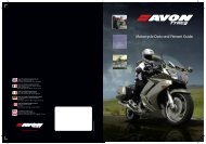Motorcycle Data and Fitment Guide - Modern Tire Wholesalers