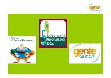 Programa de Promoção da Saúde Unimed - Unimed do Brasil