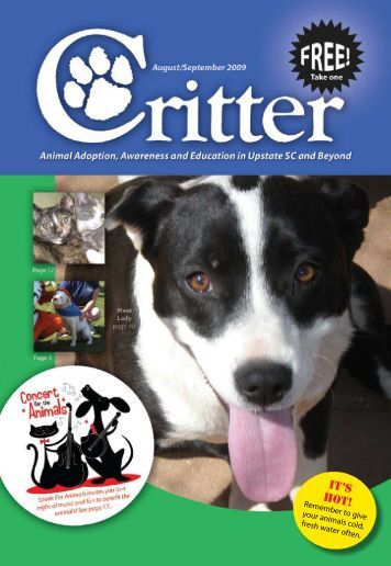 The Journey - Critter Magazine