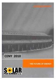 CENY 2010 - vstup na DIVEL