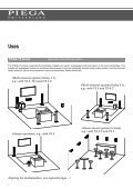 User Manual - Piega SA - Page 6