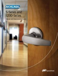 S-Series Catalog - Security Technologies