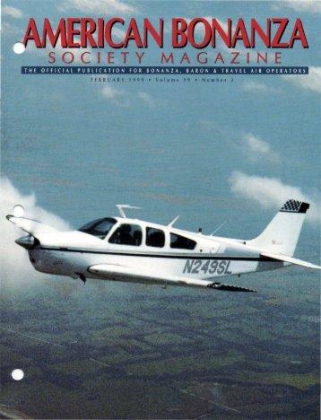 February 1999 - American Bonanza Society