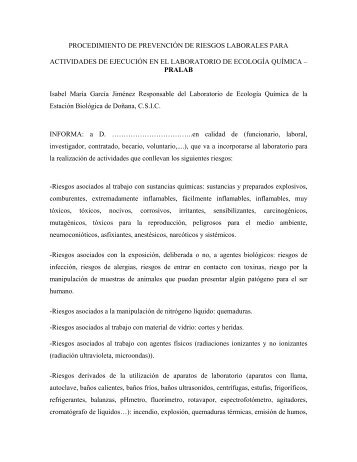documento en pdf - Estación Biológica de Doñana
