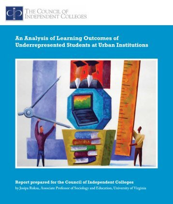 An Analysis of Learning Outcomes of Underrepresented Students at ...