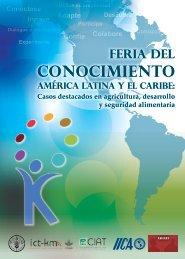Feria del conocimiento América Latina y el Caribe - Instituto ...