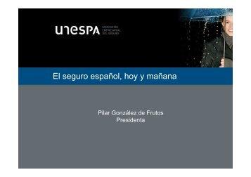 Deloitte 11 de noviembre 2009 - Unespa