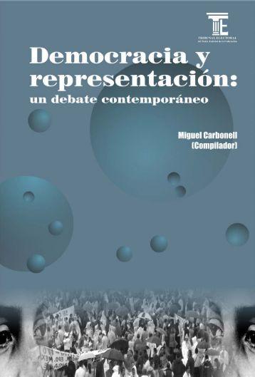 Democracia y Representación: Un debate contemporáneo