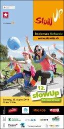 Basisprospekt als pdf - slowUp Bodensee