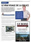 TouT SuR le nouveau poSTe De police Pages 2 et 3 - L'Écho du Lac - Page 3