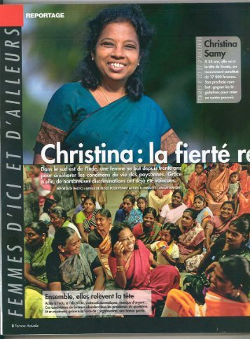 christina - Aredsindia.org