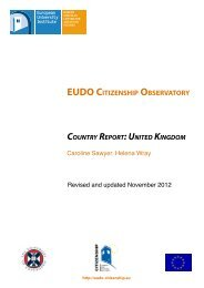 United Kingdom - EUDO Citizenship