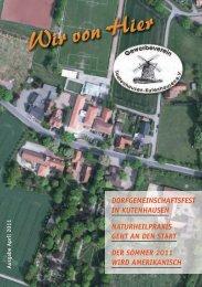 Wir von Hier - Gewerbeverein Todtenhausen-Kutenhausen eV