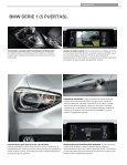 (5 puertas). Manual de 6 velocidades . 17.2 km/lt ... Interfaz - BMW - Page 6