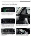 (5 puertas). Manual de 6 velocidades . 17.2 km/lt ... Interfaz - BMW - Page 7