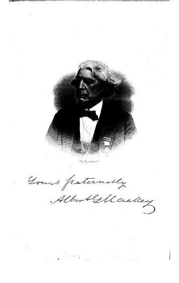 Mackey – Encyclopedia Of Freemasonry Vol. 1