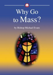 WHY GO TO MASS? - Ignatius Press