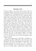 WHY GO TO MASS? - Ignatius Press - Page 5