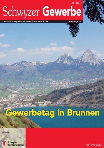 und Maschinenbau, Brunnen - Kantonal Schwyzerischer ...