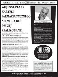 AZ Polen Komplett 4.qxd (Page 1) - the Dr. Rath Health Foundation!
