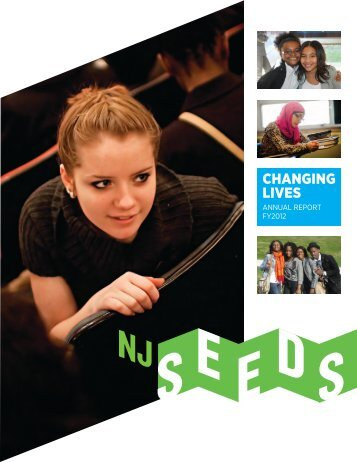 CHANGING LIVES - New Jersey SEEDS