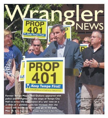 APRIL 17 2010 ISSUE.indd - Wrangler News