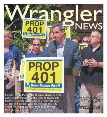 APRIL 17 2010 ISSUE.indd - Wrangler News