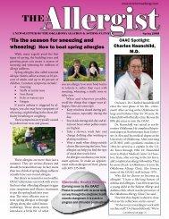 Allergist - Oklahoma Allergy and Asthma Clinic