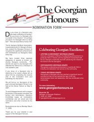 Georgian Honours:Layout 1 - St. George's School