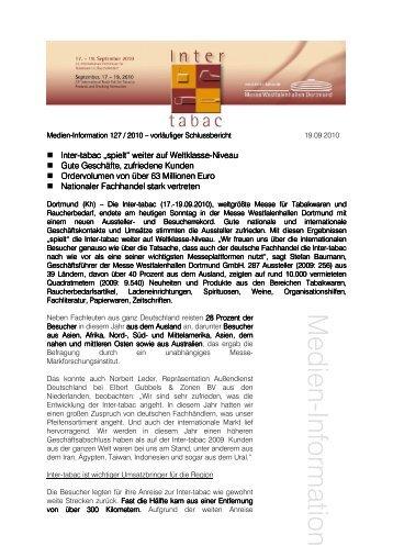 Medien-Info IT127.10_Tp, PDF - Westfalenhallen
