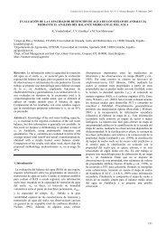 Evaluación de la capacidad de retención de agua de los suelos de ...