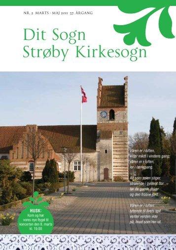 Dit Sogn Strøby Kirkesogn - tryggevaeldeprovsti.dk
