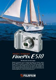 Fiche Produit FinePix E510 .pdf