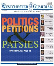read The Westchester Guardian - June 16, 2011 edition - Typepad