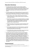 Approaches to Improving the Delivery of Social Services in Difficult ... - Page 4