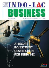 A Secure Investment Destination for India Inc. A Secure ... - new media